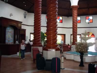 Lobby del Hotel Iberostar Playa Alameda, Varadero