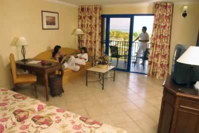 Habitación del Hotel Iberostar Playa Alameda, Cuba