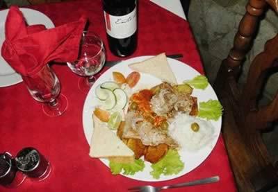 Restaurante Avilés, Holguín. Cuba