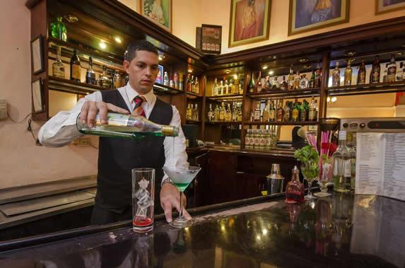Florida hotel Bar