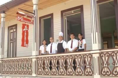 Restaurant La Libertad, Baracoa, Cuba