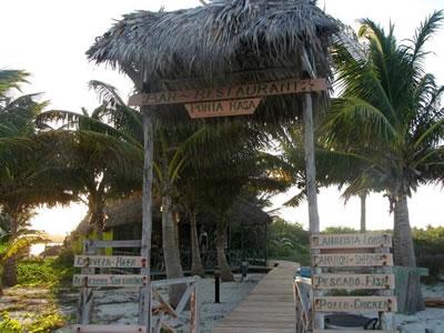 Restaurante Ranchón Punta Rasa, Cayo Coco