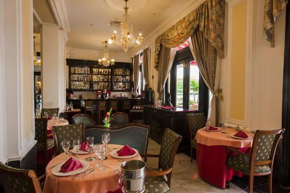 hotel restaurant bar president