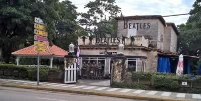 Beatles bar, Varadero,Cuba