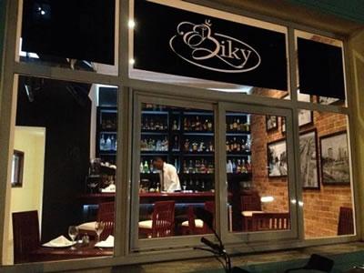 Restaurante El Biky, La Havana, Cuba