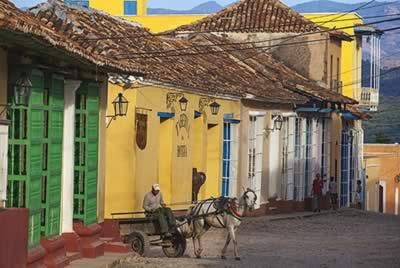 Restaurante La Botija,Trinidad, Cuba