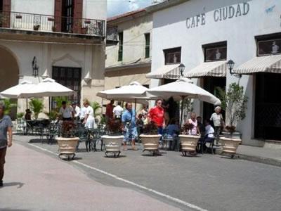 Restaurant Café Ciudad, Camaguey, Cuba