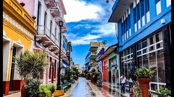Streets of Sancti Spiritus