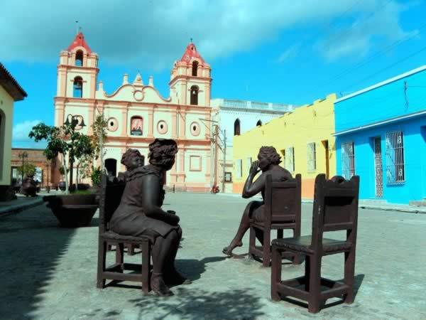 Carrmen Square, Camaguey, Cuba