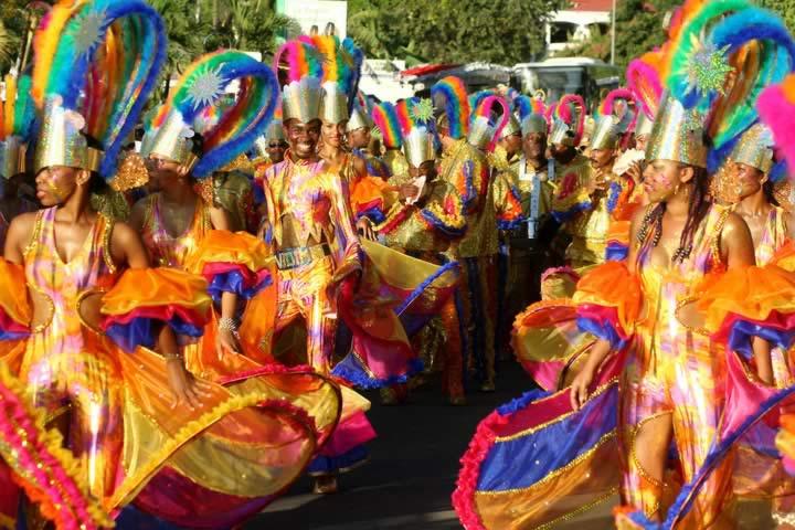Carnavales de Santiago de Cuba