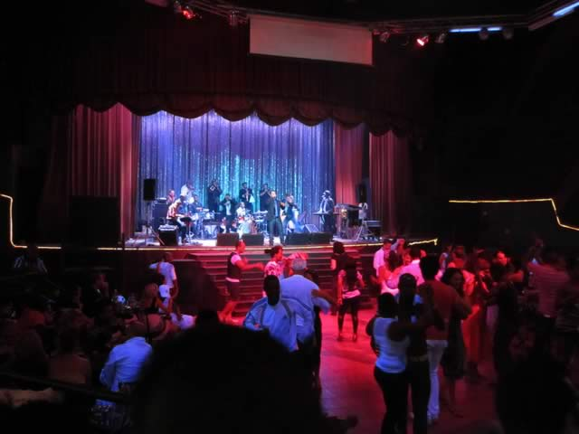 Casa de la musica de Miramar, Habana,Cuba