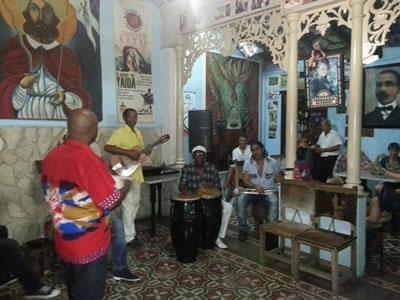 House of Folklore, Santiago de Cuba