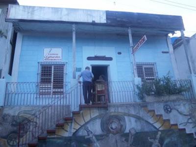 Casa de las tradiciones populares, Sgo de Cuba