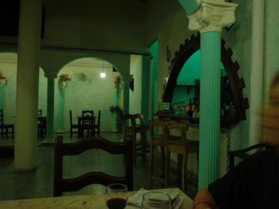 Restaurante Casa Italia, Camaguey, Cuba