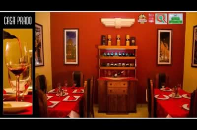 Restaurante Casa Prado, Cienfuegos, Cuba