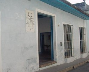 House Museum of Serafín Sánchez, Santi Spiritus