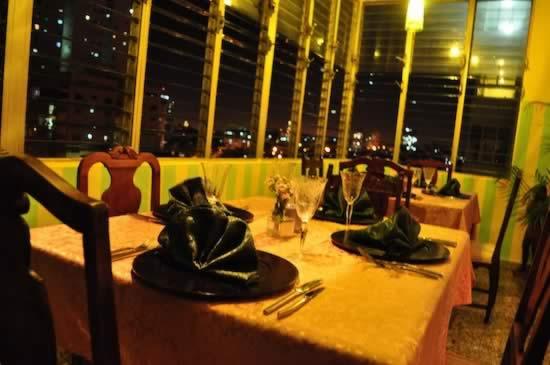 Restaurant Castal and Tal, Havana,Cuba