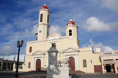 Catedral de la Purisima Concepcion, Cienfuegos