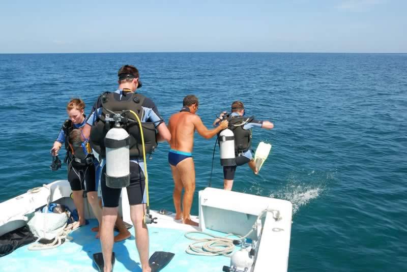 Scuba Diving Picture 1