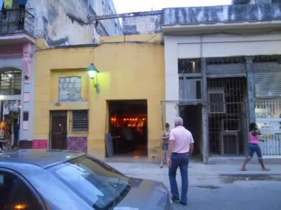 Restaurante El Chanchullero de tapas, La Habana