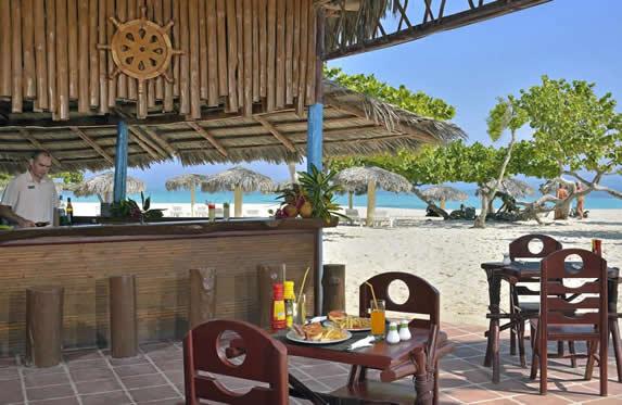 beach cafe and bar