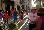 City tour of Havana, Cuba