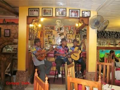 Restaurante Compay Gallo, Santiago de Cuba