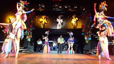 Cabaret Continental, Varadero, Cuba
