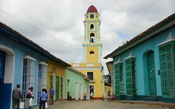 Old Convent of San Francisco de Asis, Trinidad