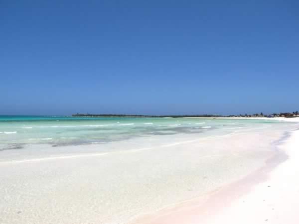 Covarrubias beach, Las tunas, Cuba