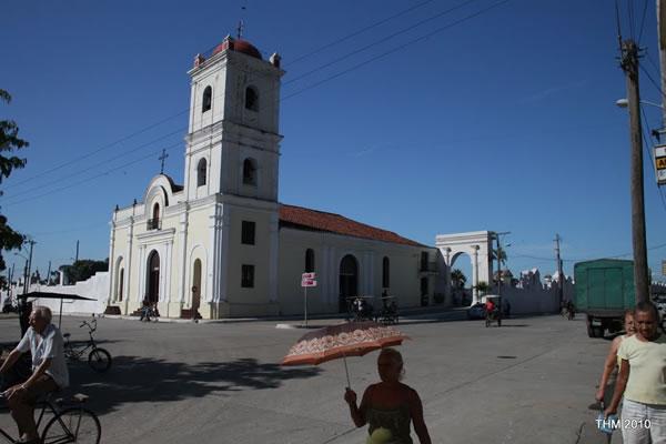 Iglesia del Santo cristo, Camaguey, cuba