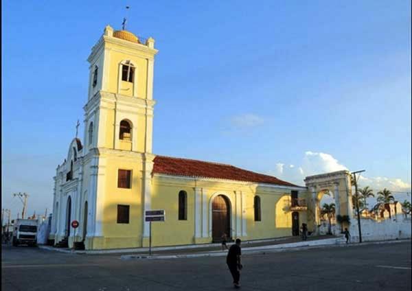 Churs del Santo cristo, Camaguey, Cuba