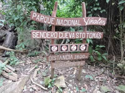 Cueva de Santo Tomás, Viñales, Cuba