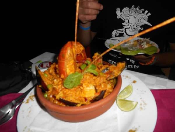 Restaurant Don Alex, varadero, Cuba