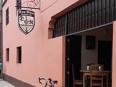 Restaurant Don Rico, Holguín
