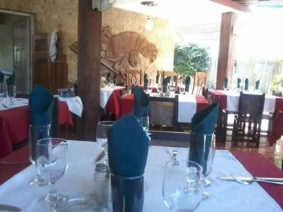 Restaurant Doña Barbara, Banes. Holguín