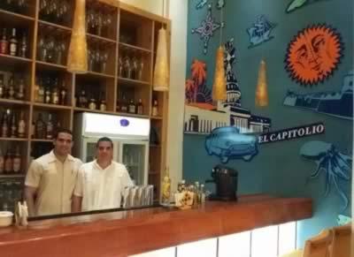Restaurante Donde Lis, Habana Vieja, Cuba