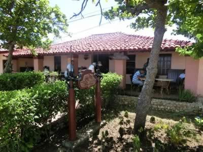 Restaurante El Morro, Sgo de Cuba, Cuba
