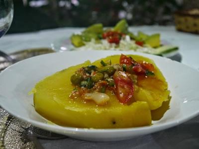Restaurant Estella Paladar , Trinidad, Cuba