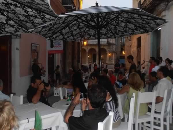 Restaurante Esto no es un café,La Habana, Cuba