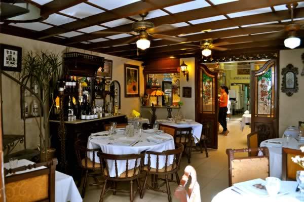 Restaurante Doña Eutimia, La Habana,Cuba
