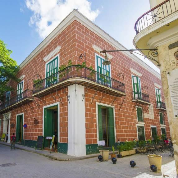 Hotel Conde de Villanueva  facade view