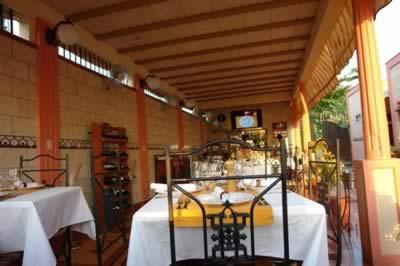 Restaurant Finca del mar, Cienfuegos, Cuba