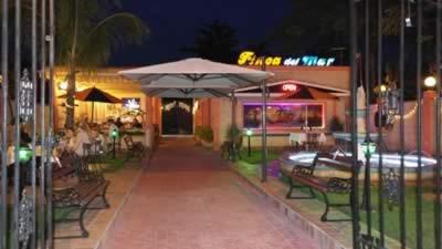 Restaurante Finca del mar, Cienfuegos, Cuba
