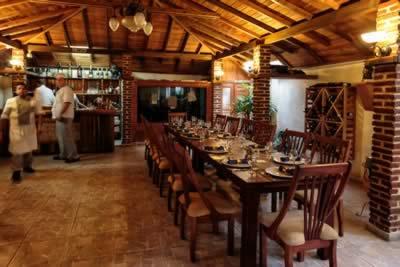 Restaurante La Fontana, Havana, Cuba