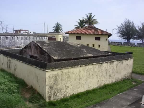 Matachin fortress,Baracoa, Cuba