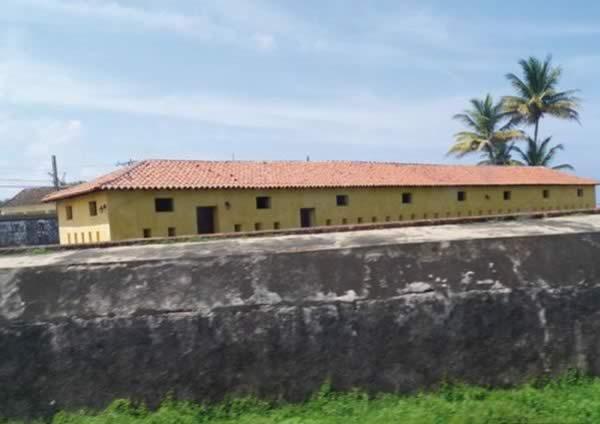 Fuerte Matachin, Baracoa, Cuba