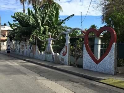 Fusterlandia, Havana, Cuba