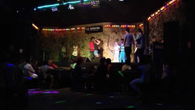 Cabaret La gruta,, La havana, Cuba