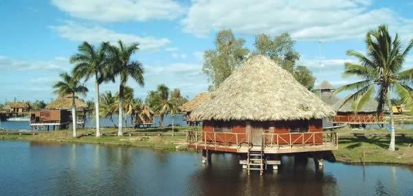 Boca de Guama, cienaga de zapata, Cuba